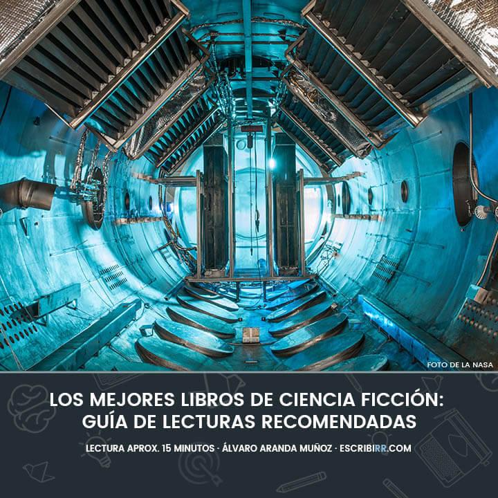 Los Mejores Libros De Ciencia Ficción Recomendaciones 2020