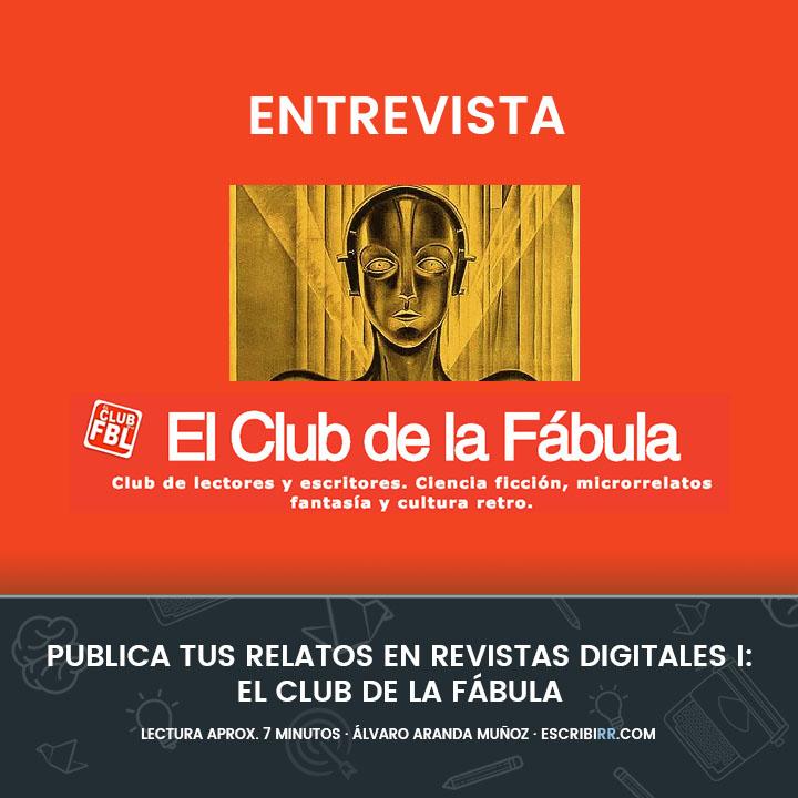 Entrevista el club de la fábula