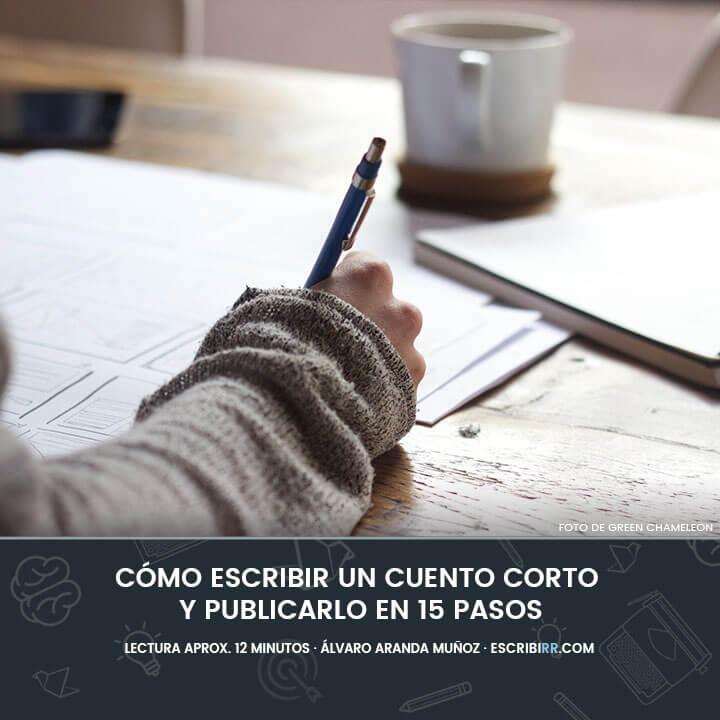cómo escribir un cuento corto y publicarlo