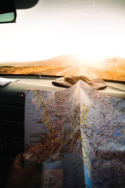 escritores de mapa