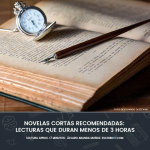 Novelas cortas que se leen rápido