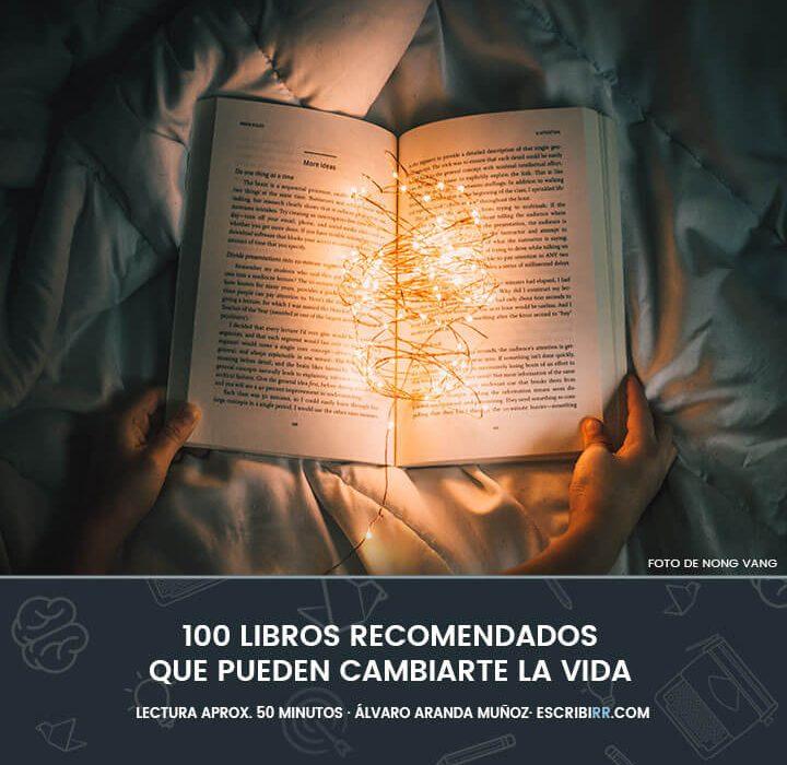 Libros recomendados que hay que leer una vez en la vida