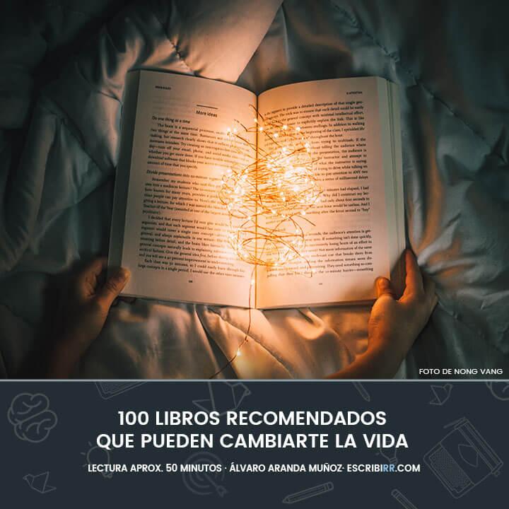 libros recomendados que leer una vez en la vida
