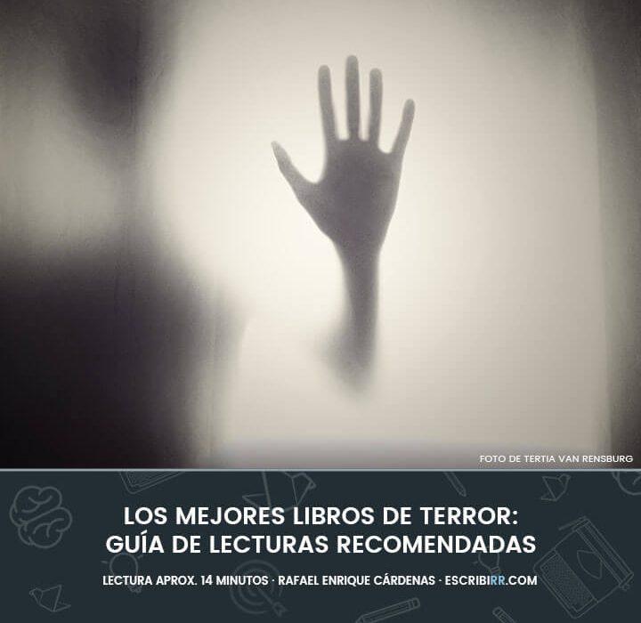 mejores libros de terror