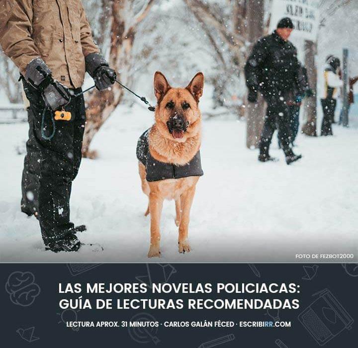 Las mejores novelas policiacas